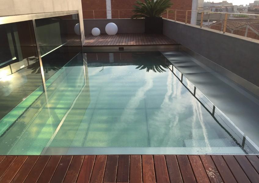 piscinas para áticos