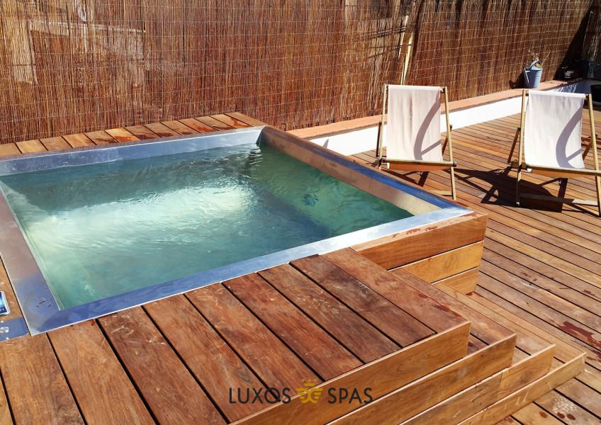piscina portable