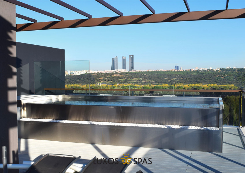 piscinas para terrazas áticos