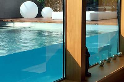 Distribuidora piscinas calidad Luxos