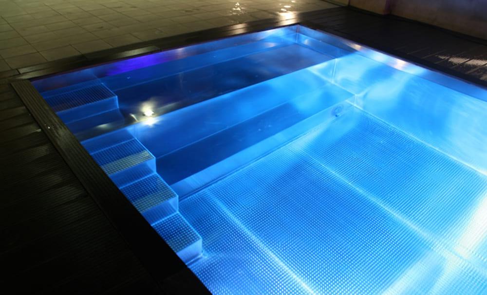 Fabricantes de piscinas inox