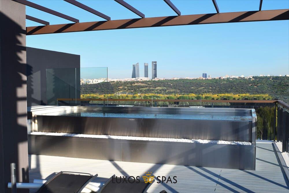 Piscinas para terrazas exclusivo