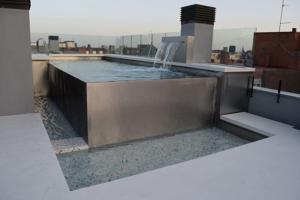 Spas y piscinas a medida Barcelona