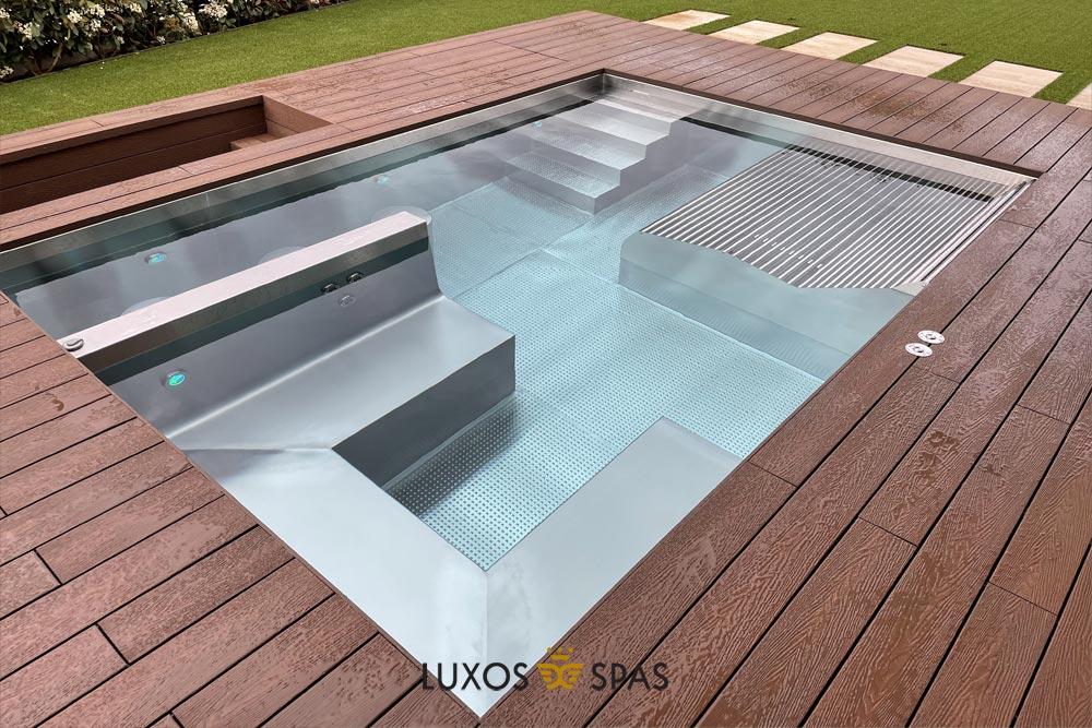 piscina inox prefabricada