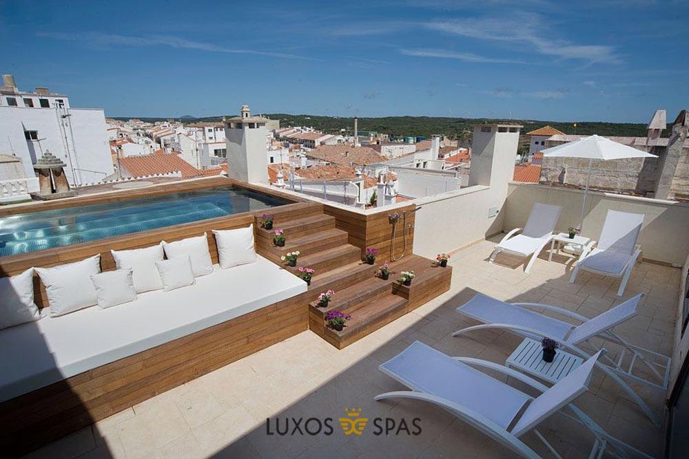 piscinas para hotel